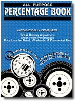 All-Purpose Percentage Book