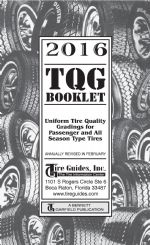 Tire Quality Grading Booklet